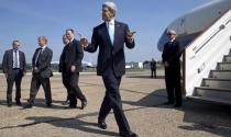 """John Kerry sắp phá kỷ lục """"Ngoại trưởng công du nhiều nhất"""" nước Mỹ"""