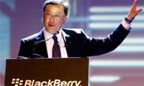 """CEO BlackBerry """"dẹp"""" tin đồn như thế nào?"""