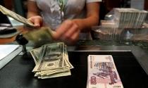 Nga bơm 1.000 tỷ rouble bảo vệ ngân hàng