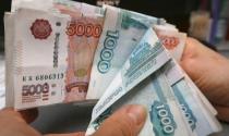 Kinh tế Nga trong tháng 11 sụt giảm lần đầu tiên kể từ năm 2009