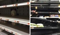 Dân Mỹ đổ xô mua giấy vệ sinh