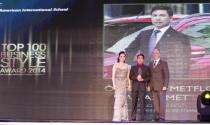 Tổng Giám đốc Ford Việt Nam vào Top 10 doanh nhân xuất sắc năm 2014