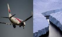 MH370 đã bị chuyển hướng bay đến Nam Cực?