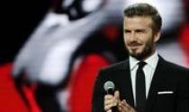 David Beckham tấn công thị trường Trung Quốc
