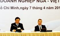 Thủ tướng Nga: 'Tiến tới hợp tác toàn diện trên nhiều lĩnh vực với Việt Nam'