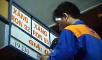 Giá xăng tăng từ 15h