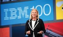 Ginini Rometty, bí quyết thành CEO nữ đầu tiên của IBM