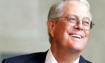 David Koch, làm từ thiện khủng vì từng trên… giường bệnh
