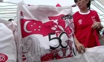 Doanh nghiệp ăn theo quốc khánh Singapore