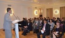 Doanh nghiệp Việt Nam tìm hiểu môi trường kinh doanh tại Pháp