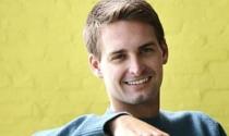 Tỷ phú trẻ Evan Spiegel: Mang điên rồ chinh phục thế giới