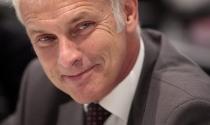CEO Matthias Mueller có thể cứu nguy cho Volkswagen?