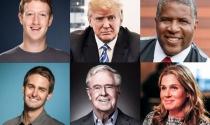 """400 người giàu nhất Mỹ """"ôm"""" thêm 50 tỉ USD"""