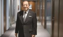 """Chủ tịch Shigetaka Komori và """"khung hình"""" mới của Fujifilm"""