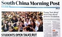 Alibaba chi 266 triệu USD thâu tóm tờ báo hàng đầu Hồng Kông