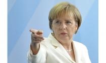 Thủ tướng Đức trở thành Nhân vật của năm 2015