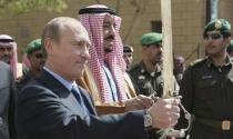 Ả Rập Xê Út đang 'giết chết' kinh tế Nga bằng cuộc chiến giá dầu