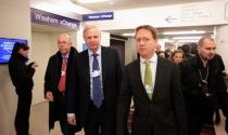 Ác mộng giá dầu ám ảnh Davos