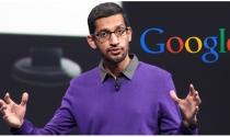 CEO Google Sundar Pichai nhận 100 triệu USD năm qua