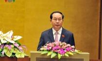 Chủ tịch nước trình Quốc hội miễn nhiệm Thủ tướng Nguyễn Tấn Dũng