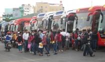 Giá vé xe khách tăng từ 30 - 40% dịp 30/4 và 1/5
