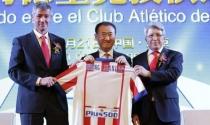 Tỷ phú Trung Quốc thắng lớn nhờ Atletico Madrid