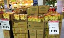 Gạo Việt vào siêu thị Singapore