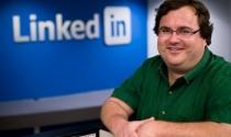 Ông chủ LinkedIn kiếm hơn 800 triệu USD trong một ngày