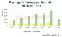 """Ngành nào ở Việt Nam sẽ chịu """"đòn đau"""" nhất khi Anh rời EU?"""