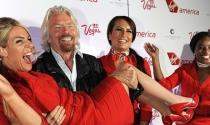 """Bài học hay từ tỷ phú """"kỳ dị"""" Richard Branson: Làm hết sức, chơi hết mình"""