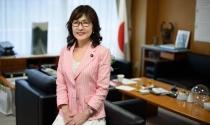 Chân dung nữ Bộ trưởng Bộ Quốc phòng thứ hai của Nhật