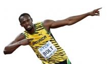 Usain Bolt: Dựng cơ nghiệp bằng tốc độ, vui vẻ và tử tế