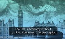 Những thủ đô 'hãm phanh' nền kinh tế đất nước