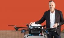CEO Domino: Ý tưởng giao pizza bằng máy bay không người lái