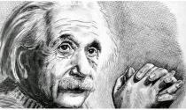Einstein cũng thất nghiệp