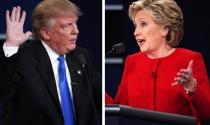 """Báo Nga: Tranh luận Trump-Clinton là """"màn kịch"""" của bầu cử Mỹ"""