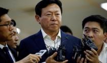 Chủ tịch Lotte có thể sẽ bị bắt vì nghi án tham nhũng