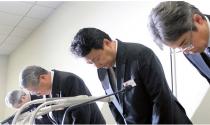 Ông lớn ngành quảng cáo Nhật thừa nhận gian dối khách hàng