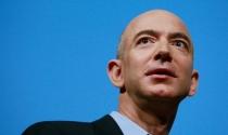 Ông chủ Amazon vươn lên giàu thứ hai thế giới với tài sản khổng lồ