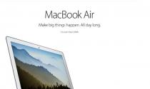 Apple đang dần khai tử MacBook Air
