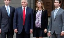 Các con Donald Trump chuẩn bị tiếp quản đế chế của cha