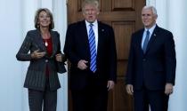 Dàn quan chức cấp cao toàn tỉ phú, triệu phú của ông Donald Trump