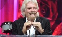 Tỷ phú Richard Branson: 'Tôi chưa bao giờ đi vào kinh doanh để kiếm tiền'