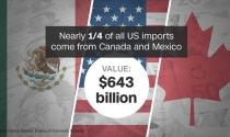 Những nước nào là đối tác thương mại lớn nhất của Mỹ?