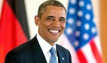 Obama là người đàn ông đáng ngưỡng mộ nhất nước Mỹ năm 2016