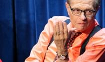 Lắng nghe Larry King chia sẻ 9 bài học để trở thành