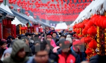 Dân Trung Quốc chi tới hơn 67 tỷ USD trong dịp Tết âm lịch