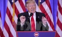 Nhà Trắng công khai thông tin thuế của Tổng thống Mỹ Donald Trump