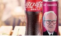 Coca-Cola in chân dung Warren Buffett lên sản phẩm ở Trung Quốc