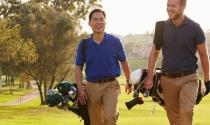 Bí quyết để các doanh nhân tạo quan hệ, kết nối kinh doanh trong một trận golf